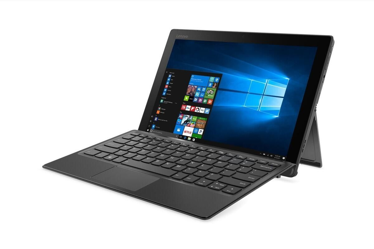 The Lenovo IdeaPad Miix 520 is a Surface clone with quad-core power