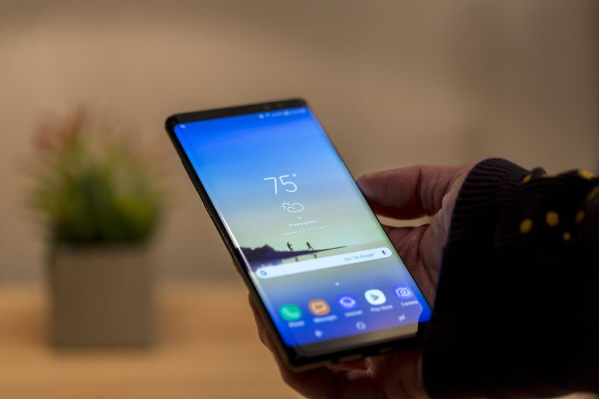 Galaxy Note 8 review: Don't call it a comeback, call it the phone of the year