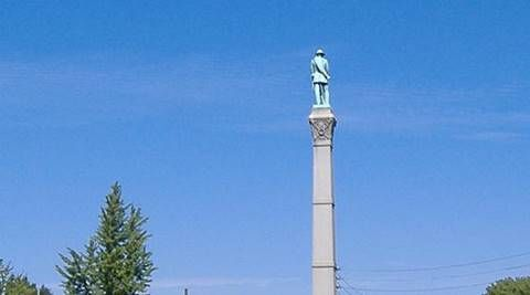 Confederate monument in Louisville, Kentucky to be moved