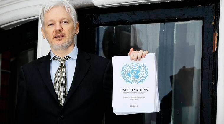 Sweden drops Julian Assange investigation, UK police says he still faces arrest