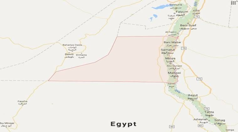 Egypt: Gunmen attack bus carrying Coptic Christians, 28 killed