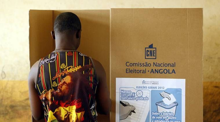EU says will not send observation mission for Angola elections