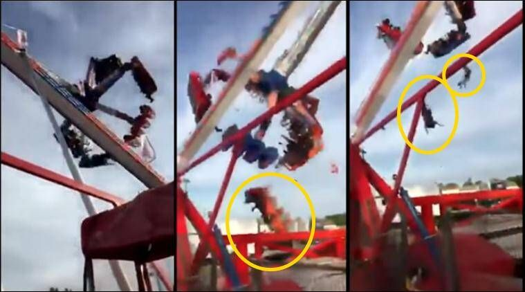 Fair ride ordered shut worldwide after deadly US accident