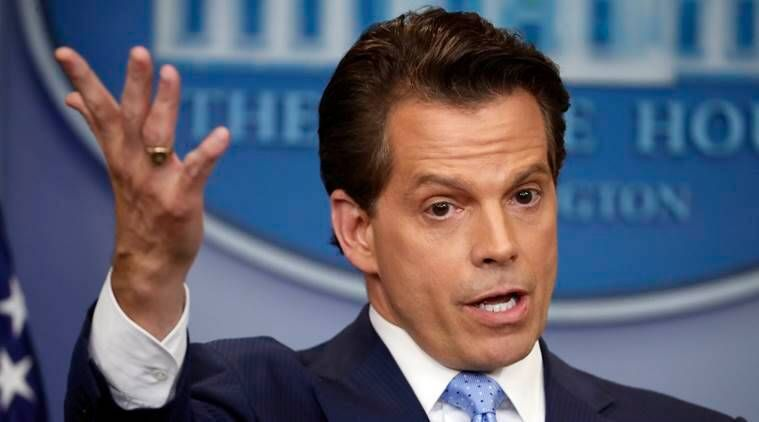 White House infighting turns ugly: Scaramucci vs Priebus