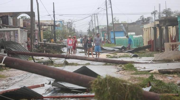 Hurricane Maria threatens weary Caribbean with more destruction