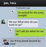 Kik's Open API allows developers to add instant content sharing into
