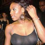 Serena Williams Breasts Show Still