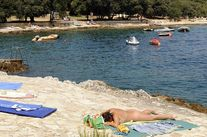nudist resort, Rab, Croatia | Tourists offered 'nude paradise