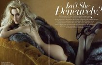 Kate Winslet, nude, covers the November 2008 issue of Vanity Fair