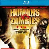 Humans Vs Zombies - Brian T. Jaynes - Blu-ray Disc - Www.mymediawelt