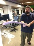Giant Dildo And Crossing Swords � Photo, Picture, Image and Wallpaper