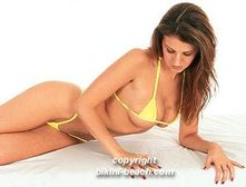 Bikini Invisible Micro Sheer « Photo, Picture, Image and Wallpaper