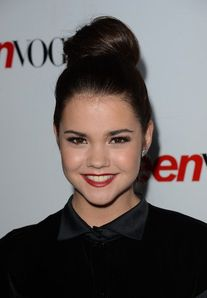 maia mitchell actress maia mitchell arrives at teen vogue s 10th