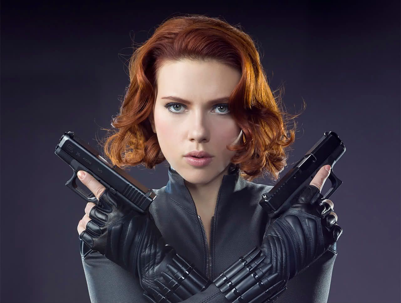 Avengers Confidential Black Widow Punisher
