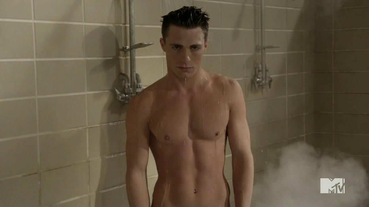 Tyler Hoechlin Naked