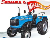 Image  Sonalika International DI60 Rx MM Super2010 jpg  Tractor