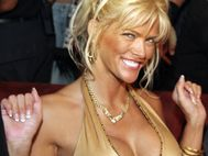 Anna Nicole Smith  Anna Nicole Smith Wallpaper (1311704)  Fanpop