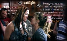 catfight  One Tree Hill Quotes Fan Art (1421363)  Fanpop fanclubs