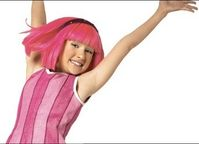 Stephany en lazy town
