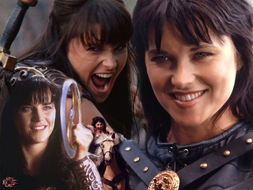Xena The Princess Warrior Cd 2