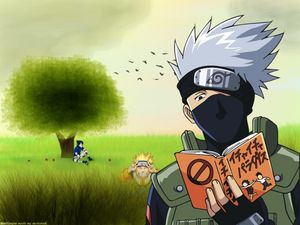 Kakashi - Kakashi Wallpaper (2405802) - Fanpop fanclubs