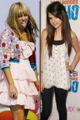 Miley Cyrus vs  Selena Gomez Photo (2625992)  Fanpop fanclubs