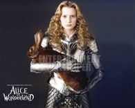 Alice in Wonderland  Alice in Wonderland (2010) Wallpaper (11965044