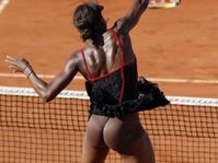 Tennis venus williams tong