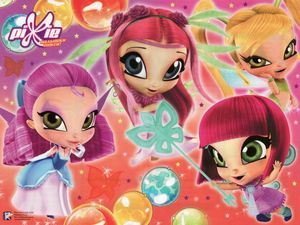 Pixies - The Winx Club Photo (14171801) - Fanpop fanclubs