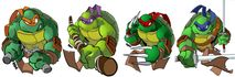 TMNT  TMNT Fan Art (14143445)  Fanpop fanclubs
