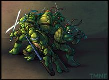 TMNT  TMNT Fan Art (14143549)  Fanpop fanclubs