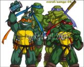 TMNT  TMNT Fan Art (14143715)  Fanpop fanclubs