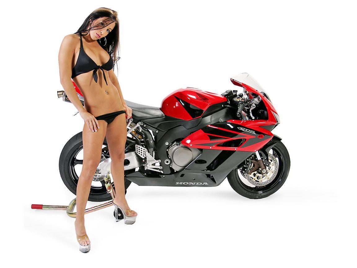 Pic Biker Chicks On Motorcycle