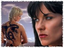 Xena and Gabrielle  Xena: Warrior Princess Wallpaper (2882903