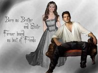 Brother & Sister  Random Wallpaper (3946001)  Fanpop fanclubs