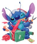 Stitch Christmas  liloandstitch Photo