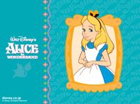 Alice in Wonderland Wallpaper  Alice in Wonderland Wallpaper (6228849