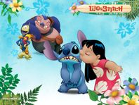 LiloandStitchWallpaperliloandstitch62274341024768 jpg