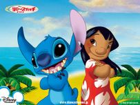 LiloandStitchWallpaperliloandstitch62274451024768 jpg