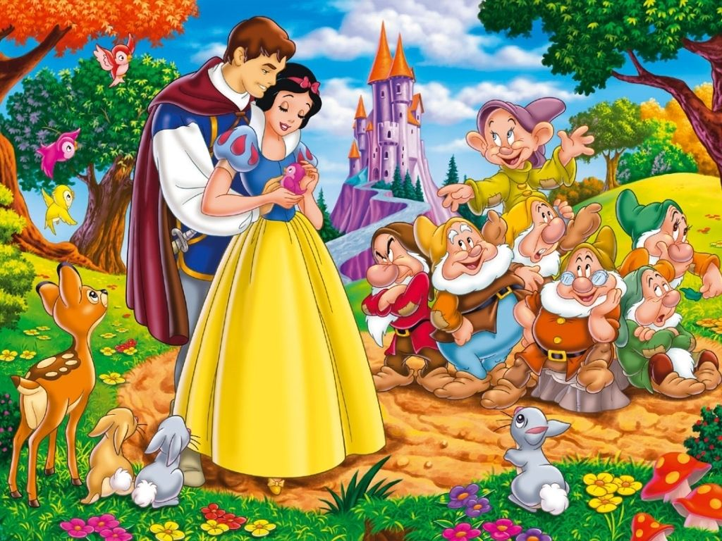 Snow White And The 7 Dwarfs Full Video