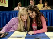 Miley and Selena  Miley Cyrus & Selena Gomez Photo (7016555)  Fanpop