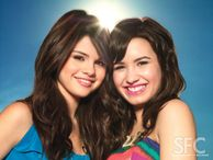 Selena Gomez and Demi Lovato  Selena Gomez and Demi Lovato Photo
