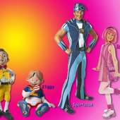 Lazt Town - Lazy Town Photo (4841421) - Fanpop Fanclubs