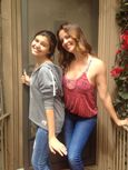 Perfect Chemistry|Amber Montana and Ginifer King make a great mother