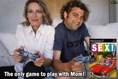 Mom son sex game jpg
