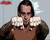 Cm punk  CM Punk Wallpaper (15293302)  Fanpop fanclubs