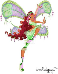 Layla - The Winx Club Photo (15725426) - Fanpop fanclubs