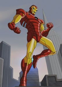 Iron Man - Tony Stark - Avengers: Earth's Mightiest Heroes Photo