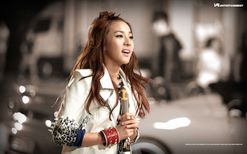 Sandara Park [kiss] 2 N E 1 !!!  2NE1 Wallpaper (17526042)  Fanpop