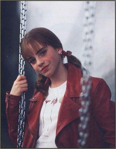 Very Young Emma Watson